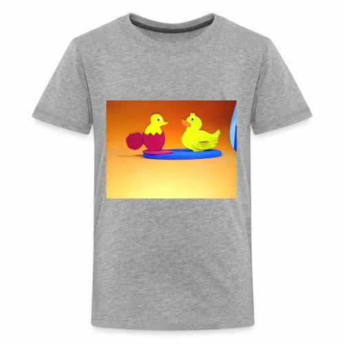 canva photo editor 2 - Kids' Premium T-Shirt