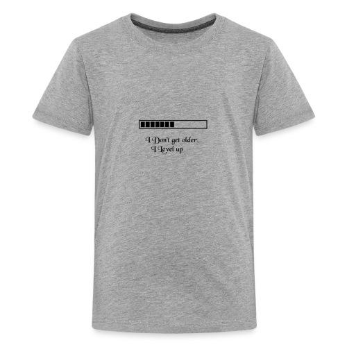 Gamers never get old - Kids' Premium T-Shirt