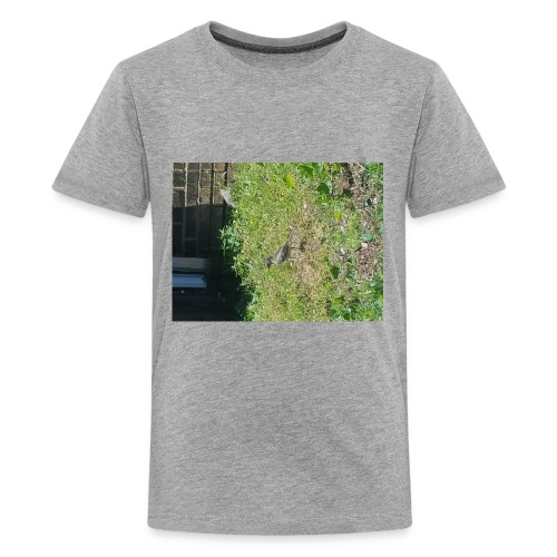 Wears Worm? - Kids' Premium T-Shirt