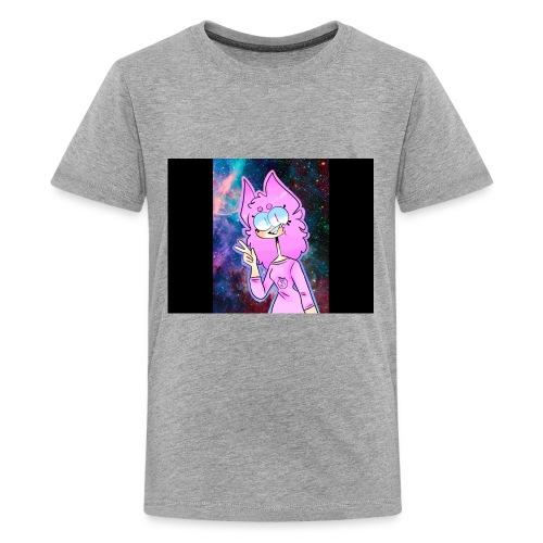 :) - Kids' Premium T-Shirt
