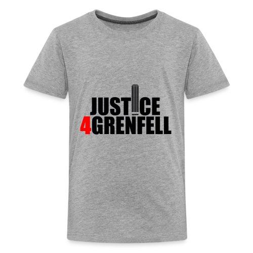 Justice4Grenfell Shirt - Kids' Premium T-Shirt