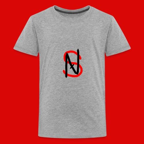 Nathaniel Smash Hoodie : Official Merchandise - Kids' Premium T-Shirt