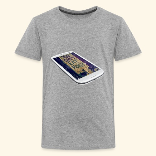 You Can't Eat Money - Kids' Premium T-Shirt
