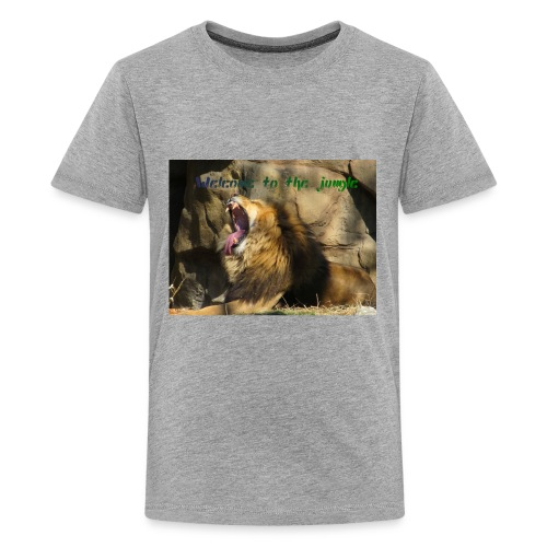 Welcome to the jungle - Kids' Premium T-Shirt