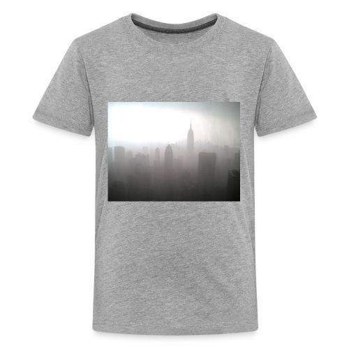 Standing At The City - Kids' Premium T-Shirt