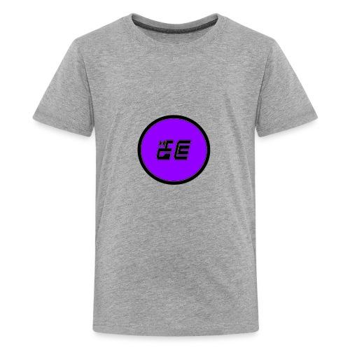 Eric Christian Logo 1 - Kids' Premium T-Shirt