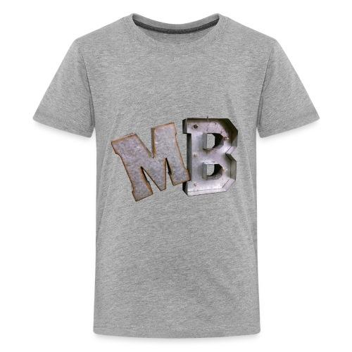 MB logo - Kids' Premium T-Shirt