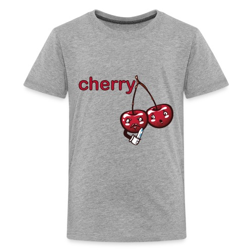cherry - Kids' Premium T-Shirt
