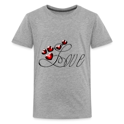 Love your kids - Kids' Premium T-Shirt