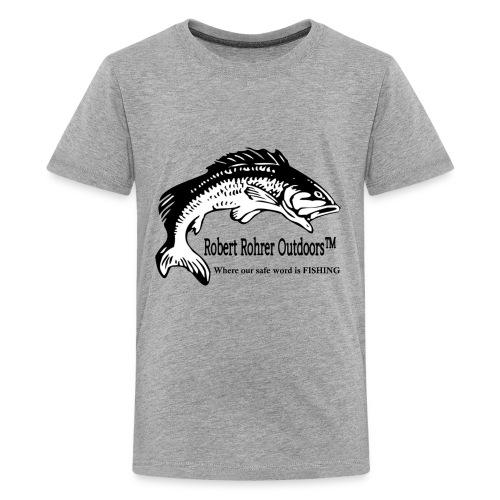 Robert Rohrer Outdoors Safe Word - Kids' Premium T-Shirt
