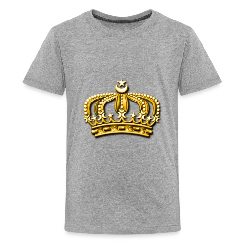 Gold crown - Kids' Premium T-Shirt