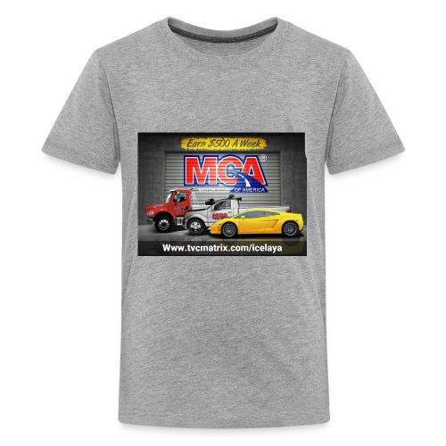 Screenshot 20170613 210935 - Kids' Premium T-Shirt