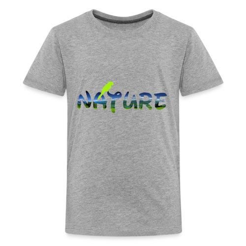 naturecontest - Kids' Premium T-Shirt