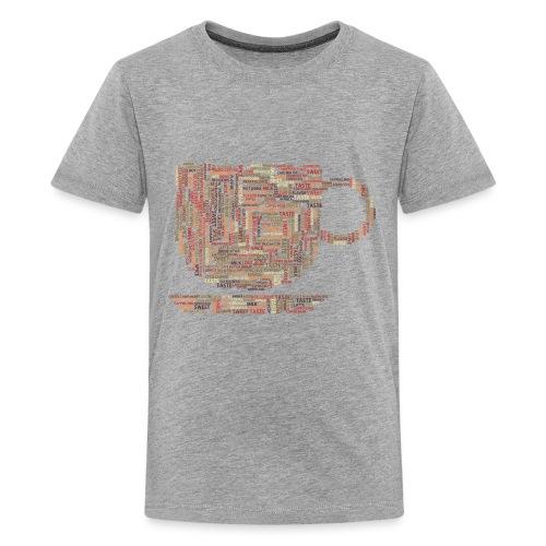 [2800+Sold] Just Love Coffee - Kids' Premium T-Shirt