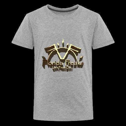 FLORIDA FREAKS 3D LOGO PRINT - Kids' Premium T-Shirt