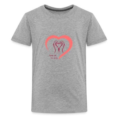 love me - Kids' Premium T-Shirt