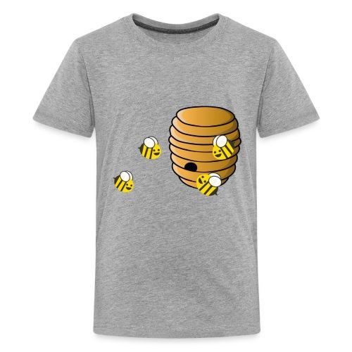 The hive - Kids' Premium T-Shirt
