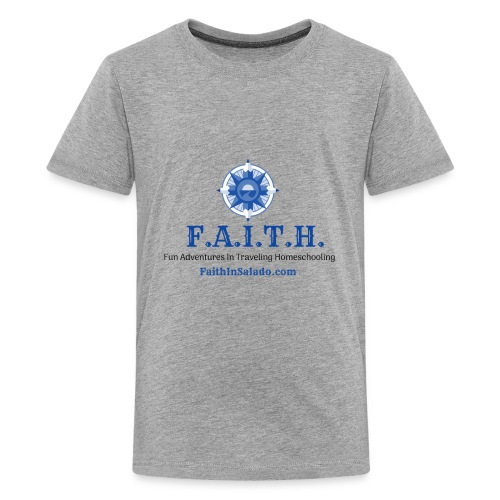 F.A.I.T.H. Members Shop - Kids' Premium T-Shirt