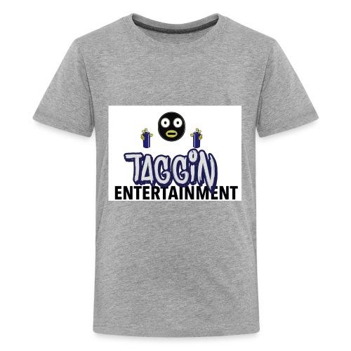Taggin - Kids' Premium T-Shirt