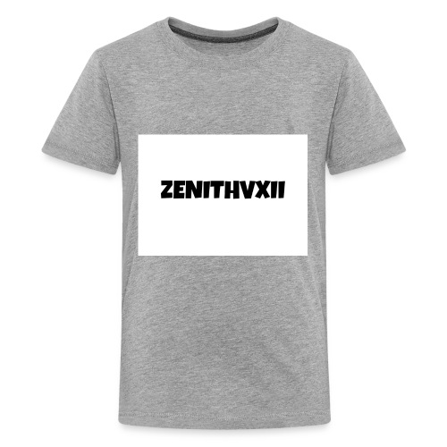 Premium ZENITHVXII LOGO DESIGN - Kids' Premium T-Shirt