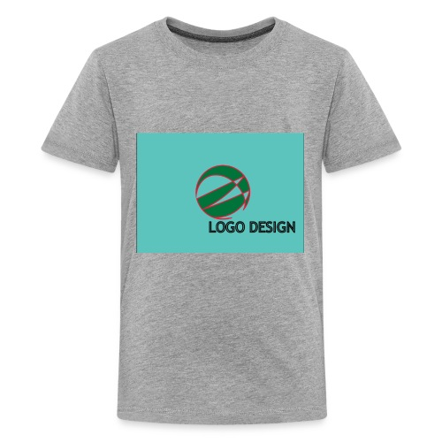 logo design - Kids' Premium T-Shirt