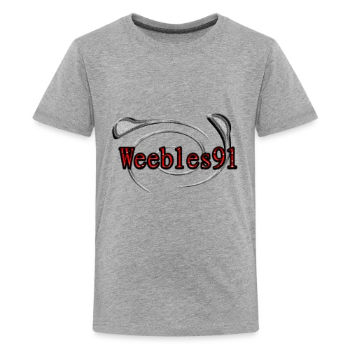 Weebles Nation - Kids' Premium T-Shirt