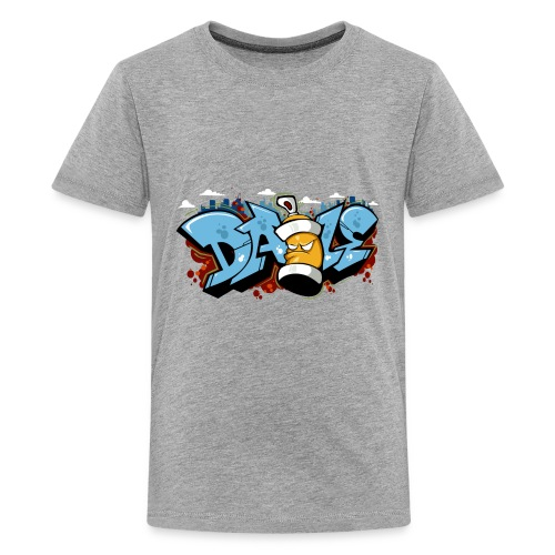 Graffiti art, Hip-Hop Style, Street Wear - Kids' Premium T-Shirt