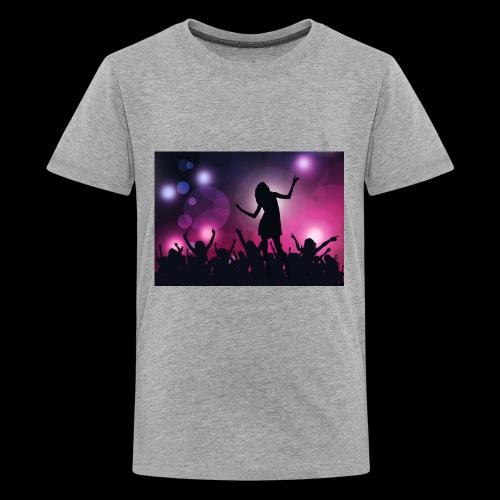 Dance Party - Kids' Premium T-Shirt