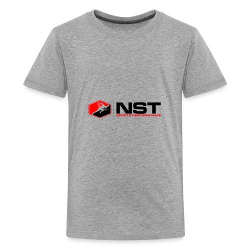 NST Color Logo - Kids' Premium T-Shirt