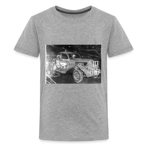 OLD SCHOOL RACING - Kids' Premium T-Shirt