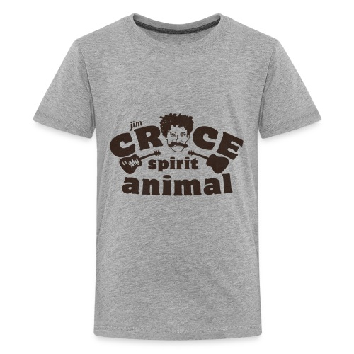 Jim Croce is My Spirit Animal - Kids' Premium T-Shirt