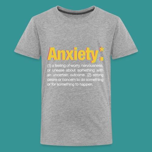 Anxiety* - Kids' Premium T-Shirt