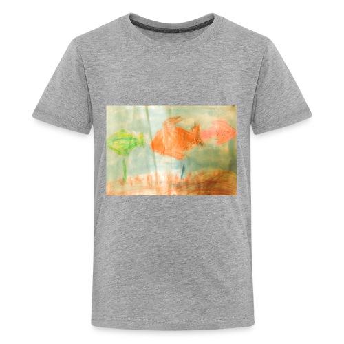 Autumn Sea - Kids' Premium T-Shirt