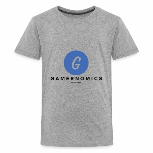 GamerNomics Logo - Kids' Premium T-Shirt