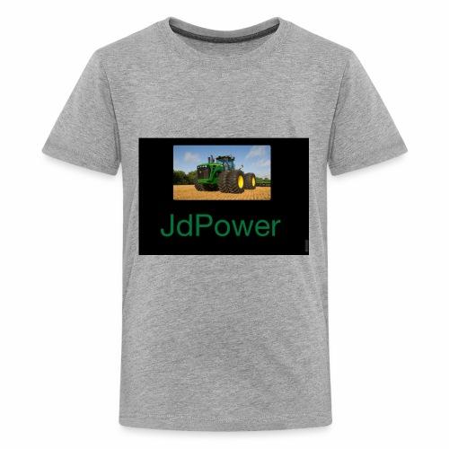 3071D889 B5DC 4994 8322 886CEBF03988 - Kids' Premium T-Shirt