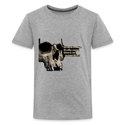 million a man - Kids' Premium T-Shirt