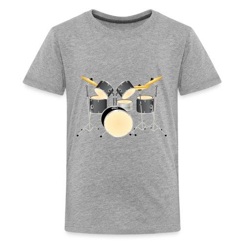 Drum Kit - Kids' Premium T-Shirt