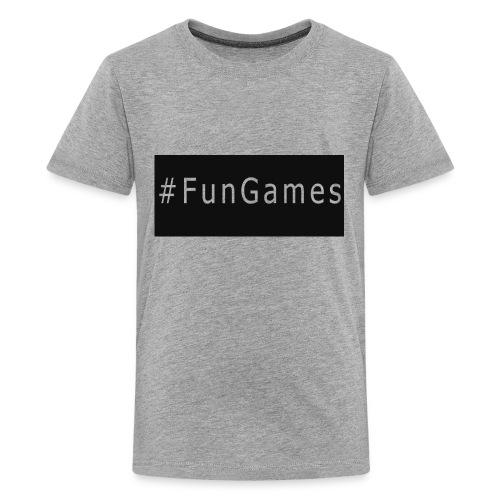 -FunGames - Kids' Premium T-Shirt