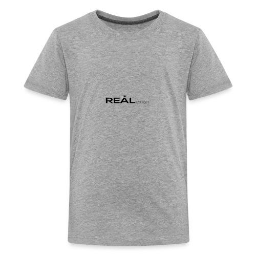 Logo Black - Kids' Premium T-Shirt