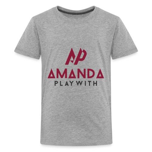 Amanda Playwith Logo Shirt - Kids' Premium T-Shirt