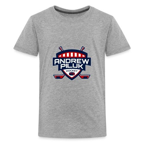 Andrew Piluk Hockey - Kids' Premium T-Shirt