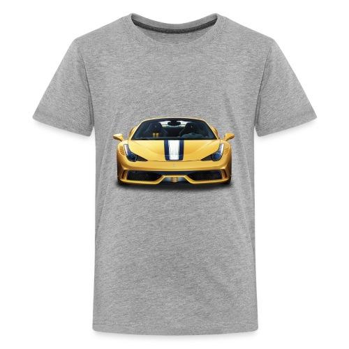Ferrari 458 Speciale - Kids' Premium T-Shirt