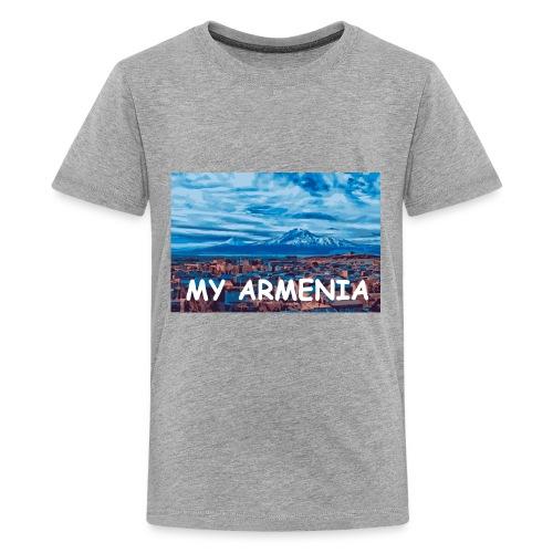 MY armenia - Kids' Premium T-Shirt
