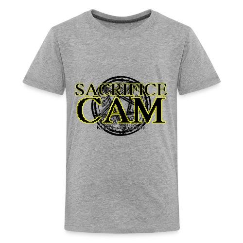 Sacrifice Cam Logo - Kids' Premium T-Shirt