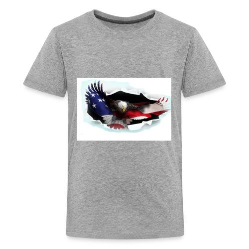 3DEagle - Kids' Premium T-Shirt