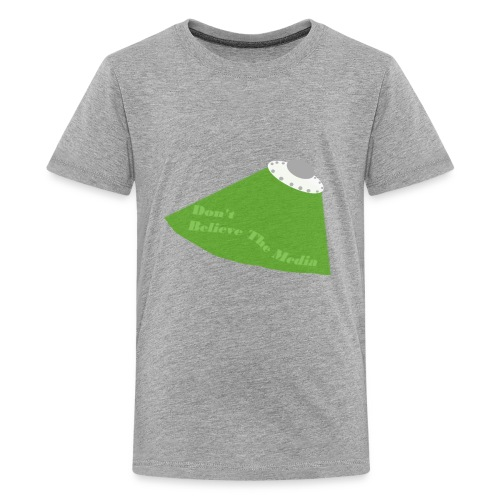 RalphWiggy - Logo Mid Center - Kids' Premium T-Shirt