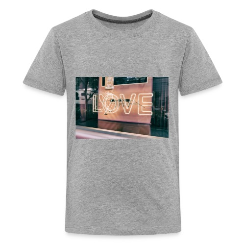 close up design futuristic 722245 1524033427165 - Kids' Premium T-Shirt
