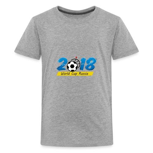 Playeras para el mundial 2018 Rusia - Kids' Premium T-Shirt
