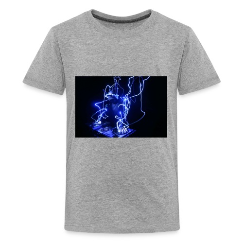 TheIronVibez music merch - Kids' Premium T-Shirt