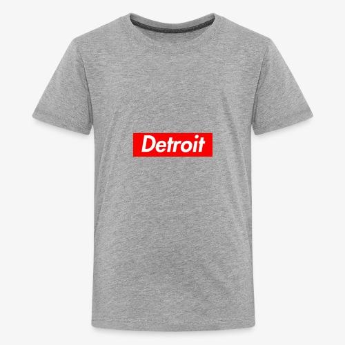 Detroit Bogo Hoodie - Kids' Premium T-Shirt